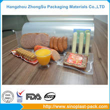 plastic food cover packaging stretch film jumbo roll
