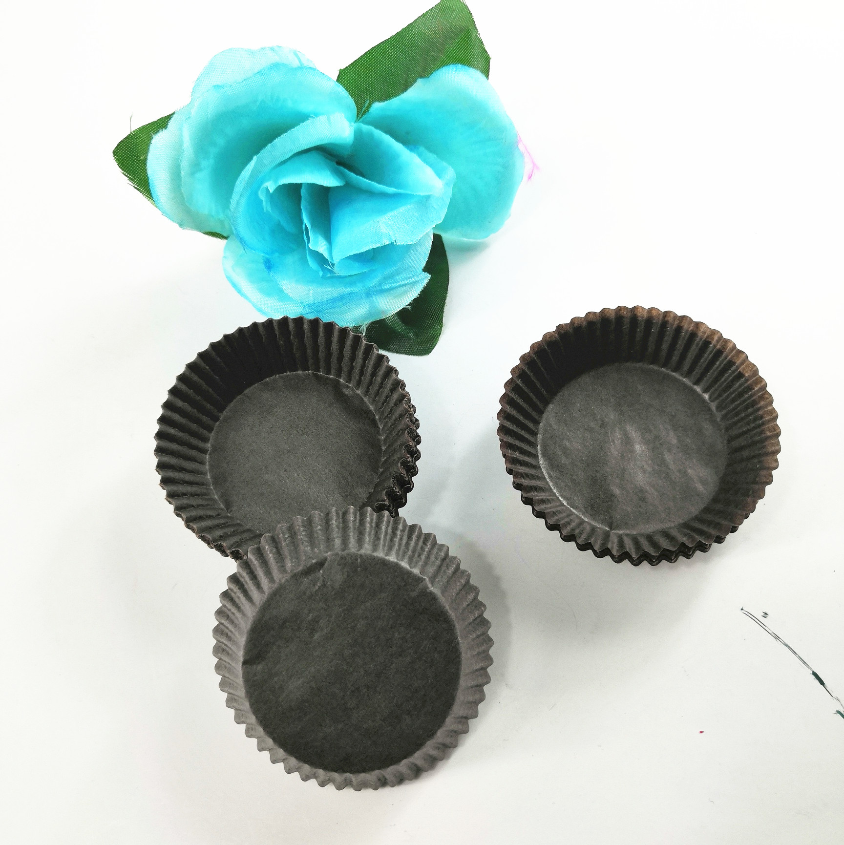 Oil Proof Paper Baking Cup Muffin Cupcake Liners