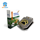 New Design Fresh and Clear Auto Dog Drinking Fountain, Original pet water filter for dogs