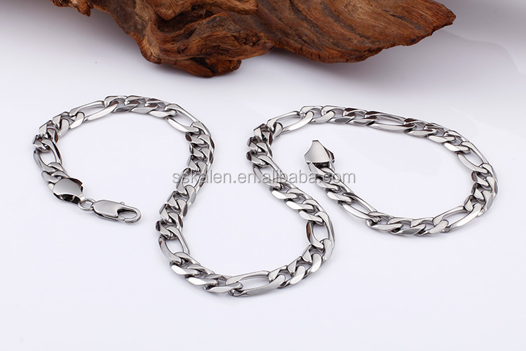 high quality stainless steel chain for jewelry making for man necklaces