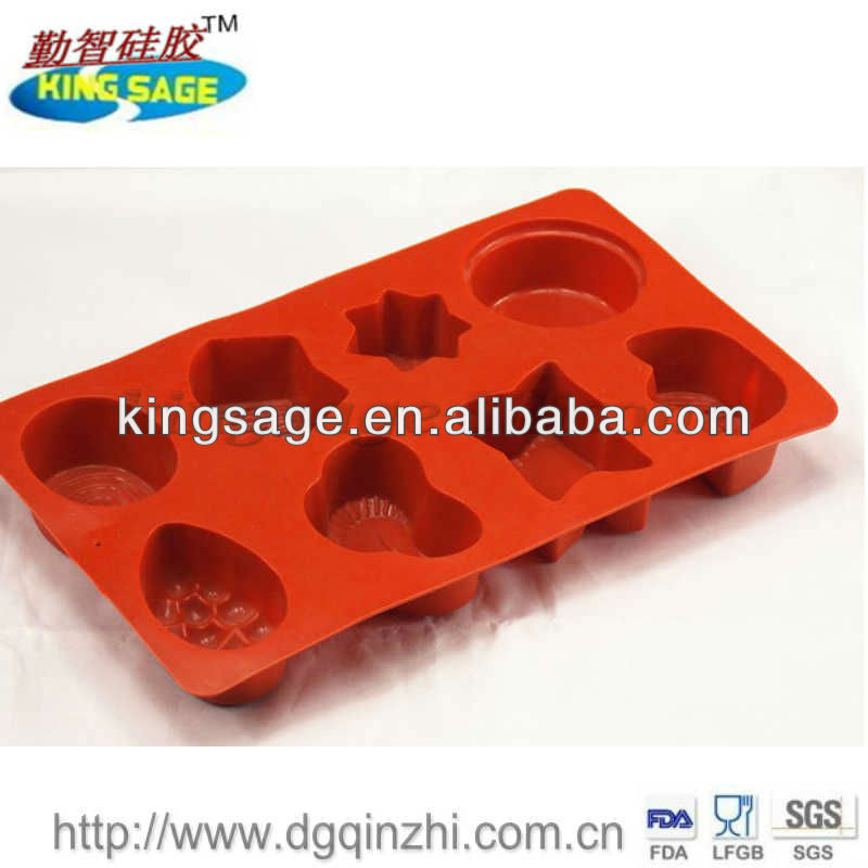 animal shaped cake pan mold