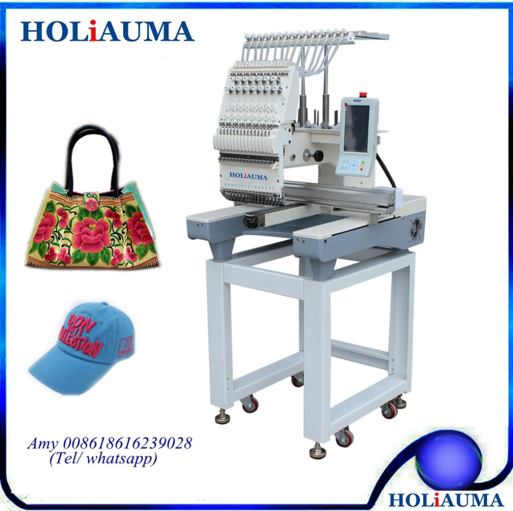 Cheap Embroidery Machine Price High Quality Single Head