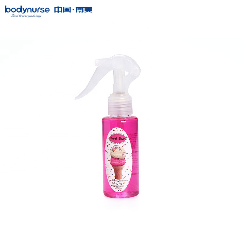 D30004 OEM Groothandel Private Label 90 ML Zoete Body Mist