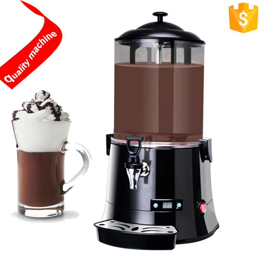 Commercial drinking hot chocolate maker / chocolate making machine / hot chocolate dispenser