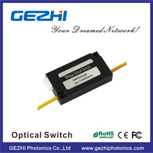 Micro 2x2 Bypass optical Switch Single mode or Multimode module