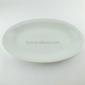Dinnerware soup plate / oven safe porcelain dishes without decal