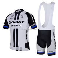 Good quality men's bicycle racing short jersey wear cycling uniform matching clothing sets