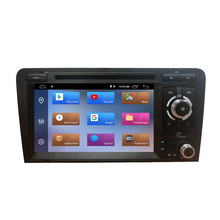 ZYCGOTEC 7 นิ้ว <span class=keywords><strong>Android</strong></span> 9.0 Touch Screen <span class=keywords><strong>Autoradio</strong></span> <span class=keywords><strong>2</strong></span> <span class=keywords><strong>DIN</strong></span> <span class=keywords><strong>GPS</strong></span> DVD สำหรับ Audi A3 2003-2011 พร้อม CANbus