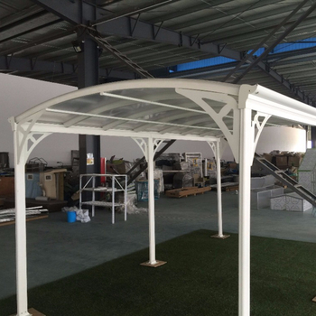 New Poly Carbonate Glazing Car Port Buy Car Garage Port Metal Car Port Diy Car Port Product On Alibaba Com