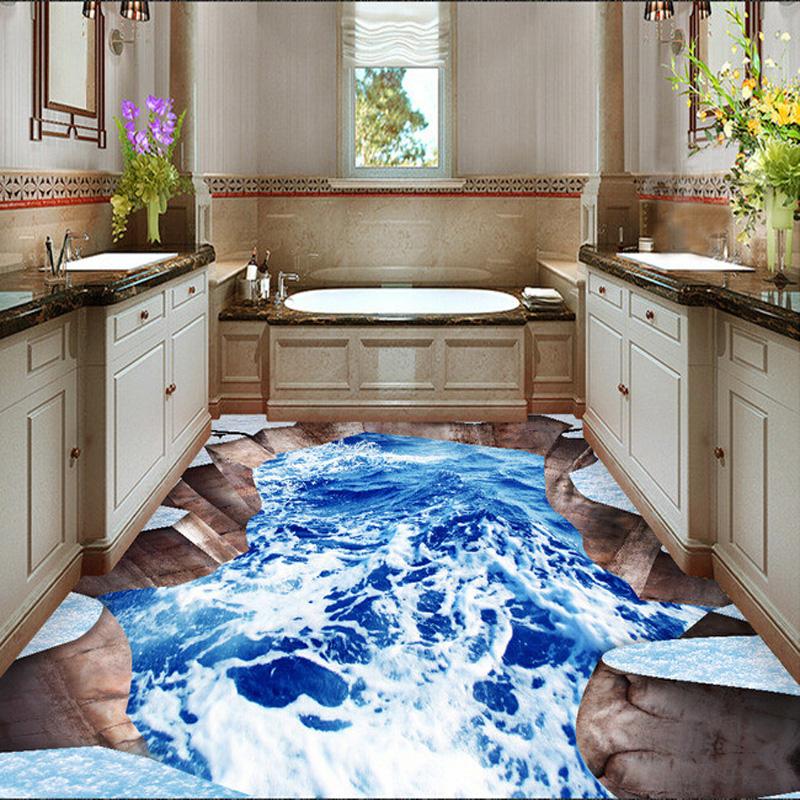 Home Design 3d Outdoor Garden On The App Store: 3D Ceramic Tile Bathroom Floor 3D Outdoor Waterfall Floor