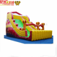 Factory sale inflatable bouncer slide inflatable castle slide inflatable dry slide