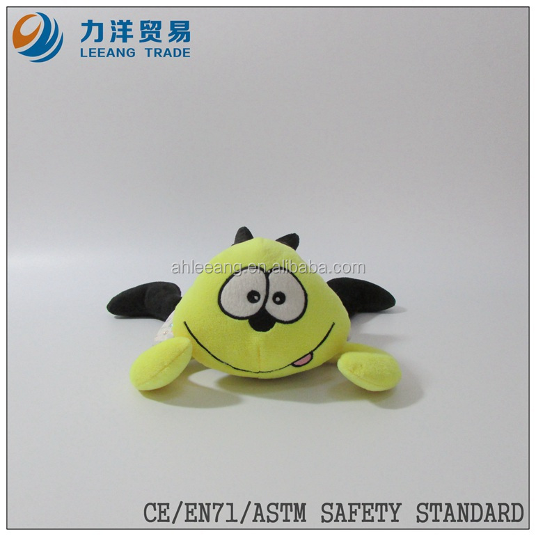 plush birds/flying animals/bee, Customised toys,CE/ASTM safety stardard