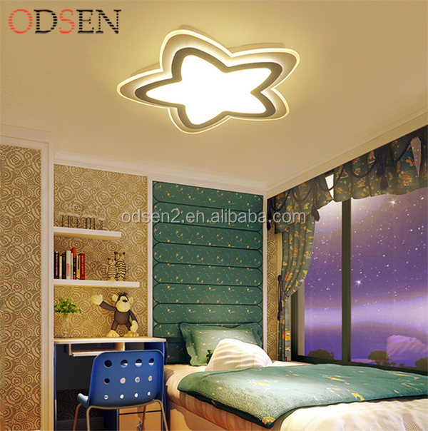 LED ceiling light <strong>modern</strong> fancy acrylic ceiling mounted light