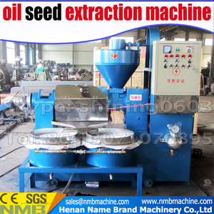 High effency peanut almond sunflower avocado hemp oil seed extraction machine