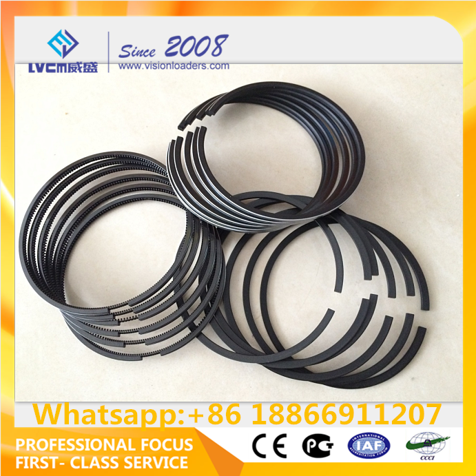 SDEC C6121 Shanghai Diesel F/D05-31Y Shangchai Engine Spare Parts F/D05-31YPiston Ring Group for sale