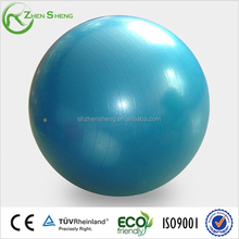 ZHENSHENG 65cm antiburst gym ball no toxic