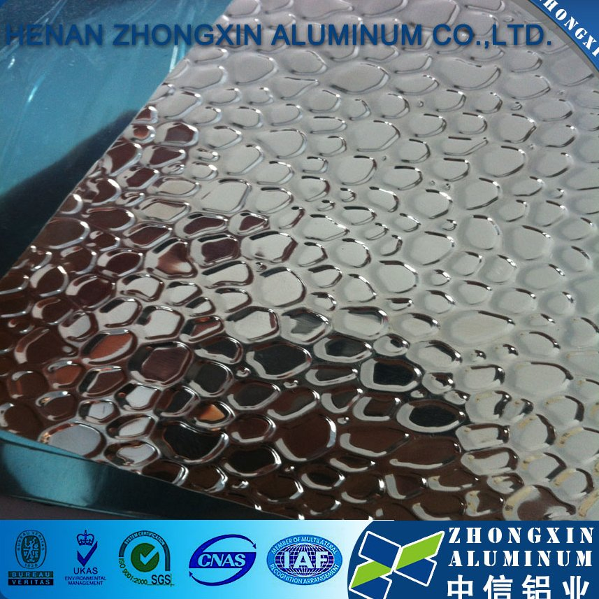 1050 1060 1100 3003 tread plate /embossed aluminium price for automobile floor and building