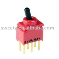 SEALED TOGGLE SWITCH 2Ux Series(IP67)