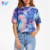 Wholesale Cheap Summer Casual Tee Shirt With Crew Neck And Short Sleeve