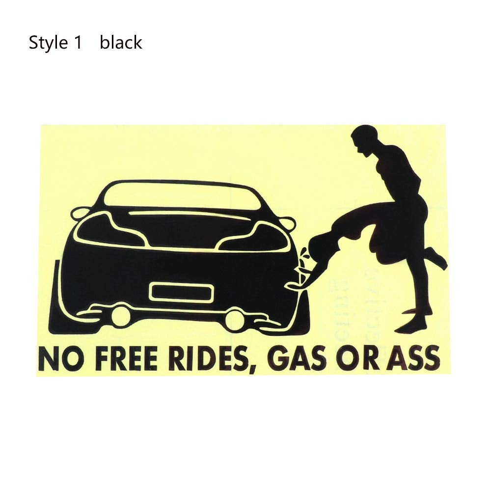 Amusing funny ass car