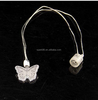 OEM ,ODM design new type necklace led flash pendant