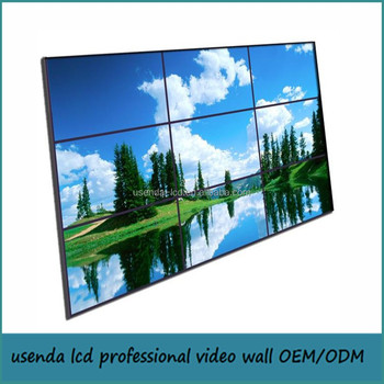 2015 Best Selling 4k 55inch Tv Wall,Hd Video Wall,Oled/led Indoor ...