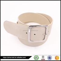 Best Quality Low Price custom printed leather money belt women leather belt
