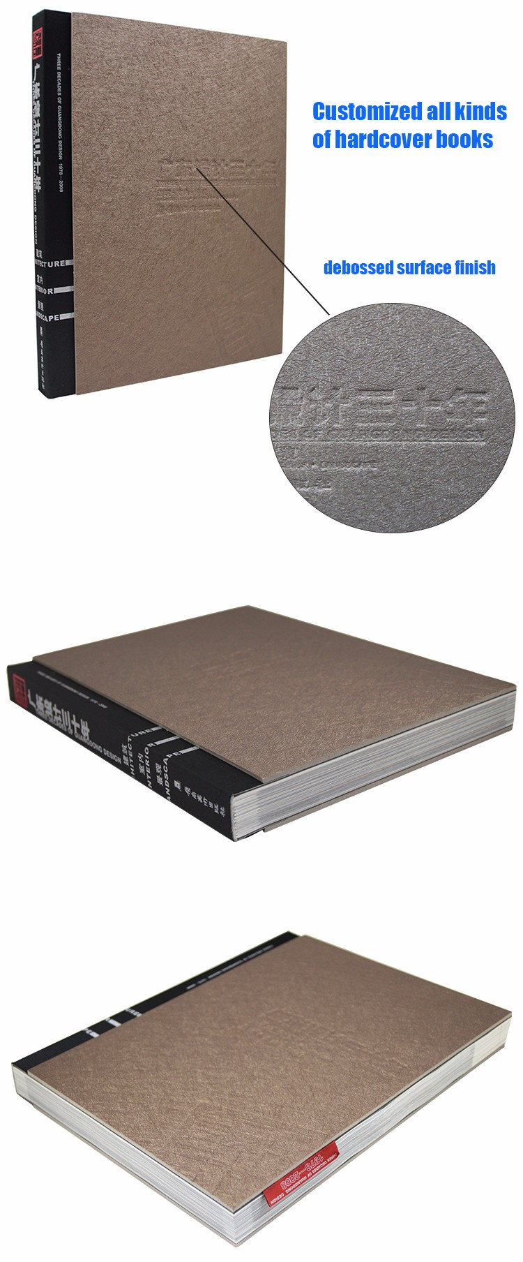 Good quality cheap price full color hardcover book printing
