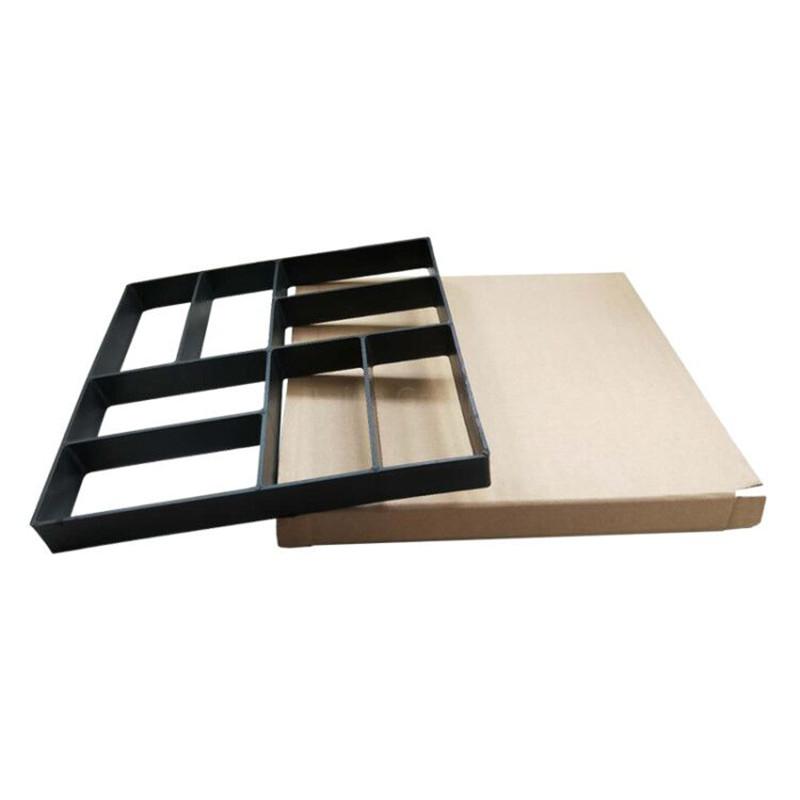 X Pflaster Ziegel Terrasse Betonplatten Pfad Pathmate Gartenweg - Betonpflaster 40x40