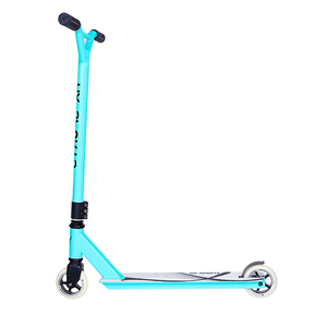 Pro aluminium freestyle dancing adult stunt scooter with two aluminium core wheels