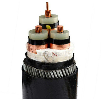XLPE swa armoured cable