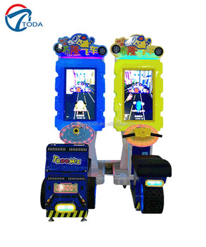 virtual child Arcade Machine 3D Children Free Car Racing Games