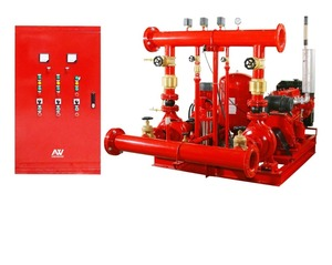Asenware Supplier firefighting system Jockey pump fire pump set for sale