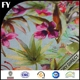Custom digital print high quality 16mm vietnam silk fabric