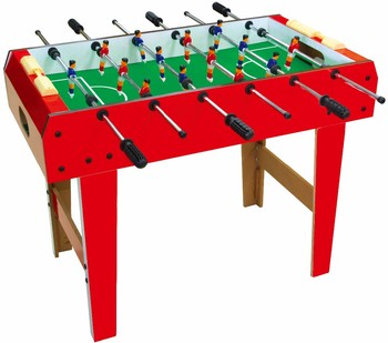 Beau Wooden Mini Soccer Football Game Table With Leg