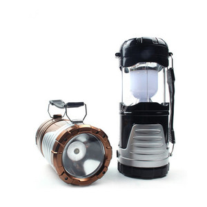 Amazon hot solar power rechargeable Lantern portable outdoor High Lumens tent lantern Led Camping light