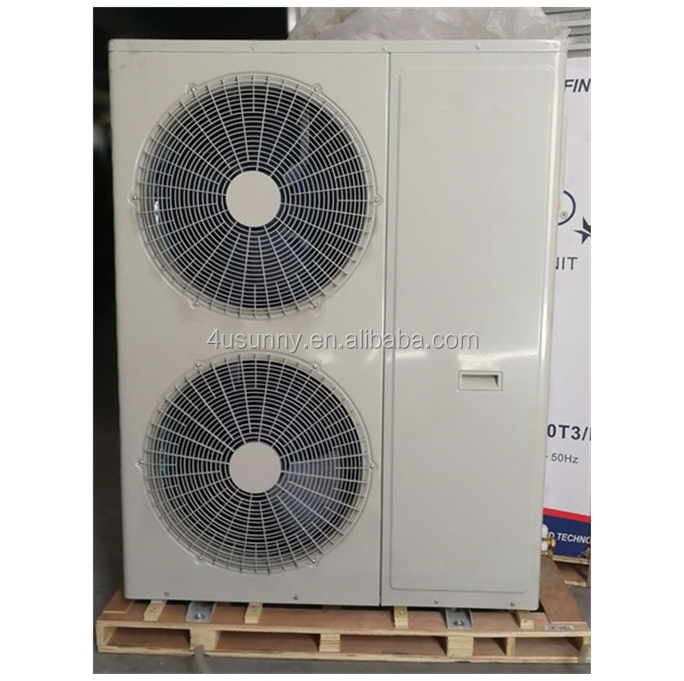 Central Type 100 Solar Air Conditioner Air Conditioner