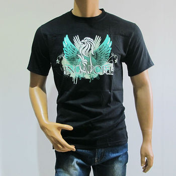 T Shirt Printing Wholesale Cheap Casual T-shirt Men O-neck Short ...