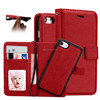 Best Selling Products new product pu leather mobile phone case for 7 plus 6 6s back cover