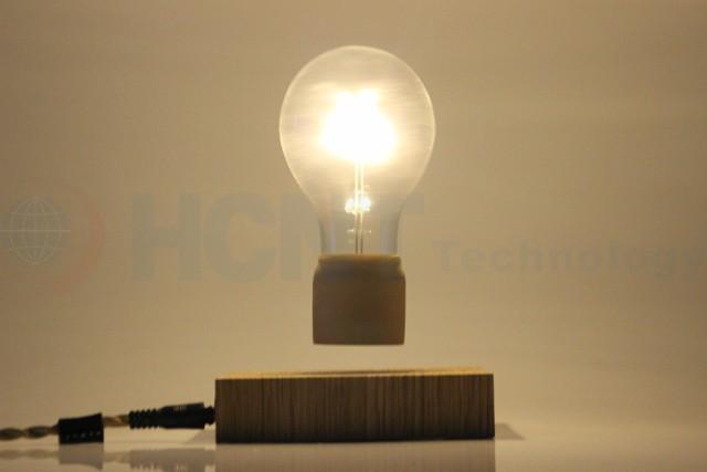 Electrical Maglev Device For Air Plants Magnetic Levitation Speaker Floating  Lamp