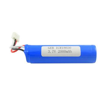Bater 237 A De Iones De Litio De 18650 De 3 7 V 2000 Mah