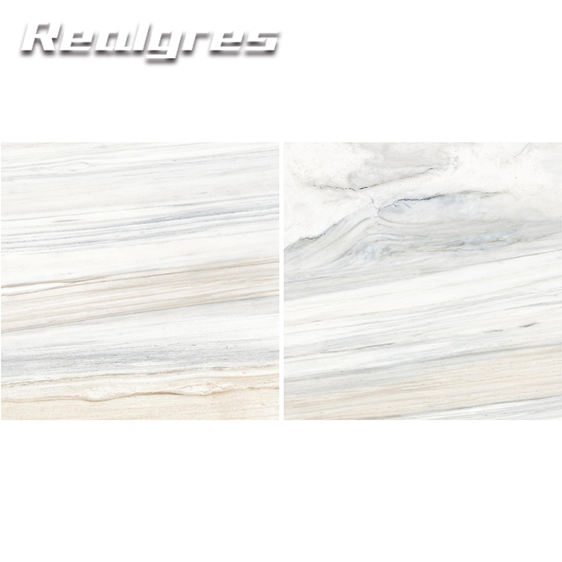 Foshan Honeycomb Realgres Painted Ceramics Tile