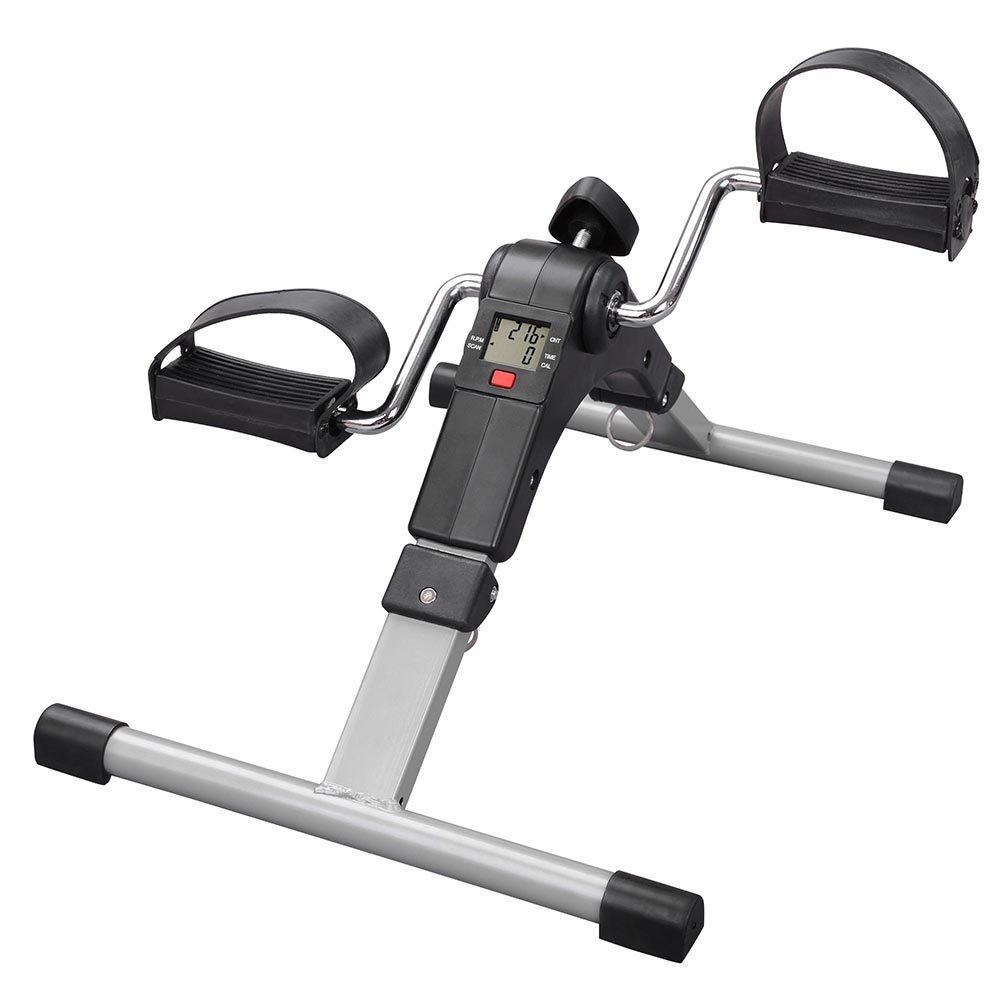 work office Kabalo Mini Arm and Leg Folding Pedal Exerciser Bike Machine for home lounge etc