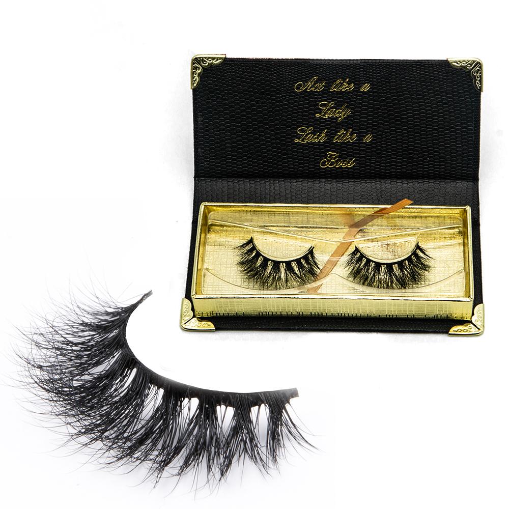a91fe2078e5 Factory Vendor Wholesale 3D Mink False Eyelashes soft hair Lashes With custom  eyelash packaging