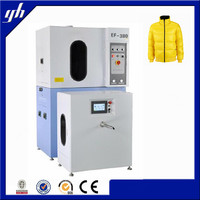 Weighing Small Bag duck/goose /feather /jacket /pillow Automatic Down Feather Filling Machine