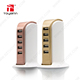Phone Charger Station High Speed 5 Port Multi Adapter USB Charger Multiple USB Charger