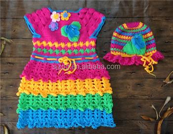 Crochet Bébé Robe Et Capotcadeau Danniversaire Robe Pour Bébé Fille Buy Robe Bébé Fille Au Crochetrobe Danniversaire Pour Bébé Fillemodèles De