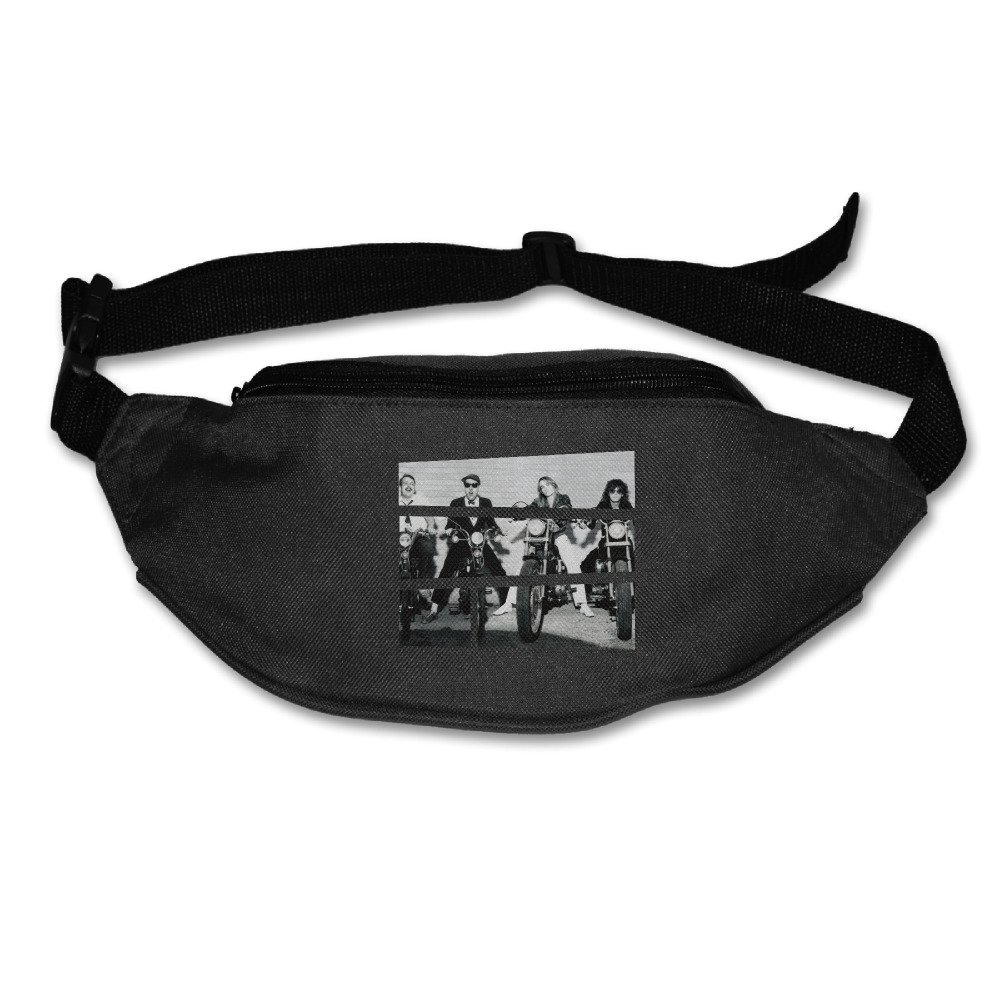 Money Belt Waist Packs For Men & Women - Cheap Trick Running Travel Ponch, Keys Cashes ID Card Ticket Holder