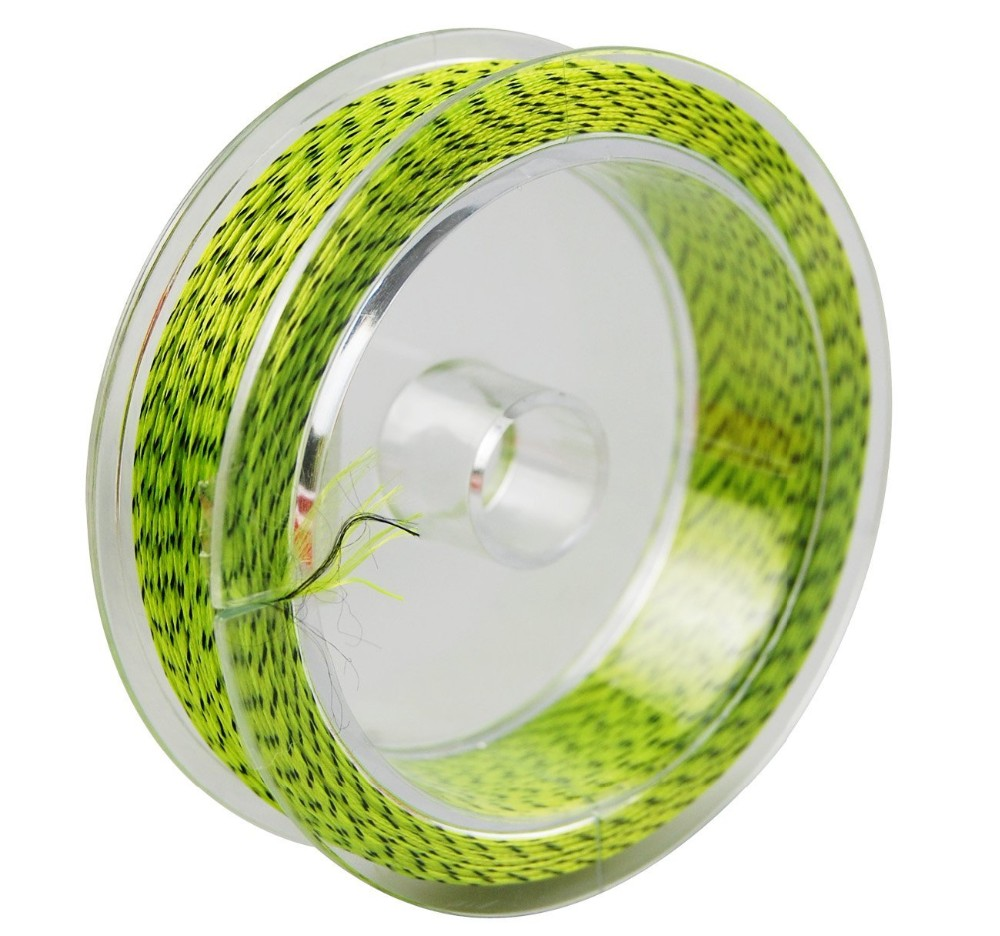 Paladin Multi Colors Braided Fly Fishing Backing Line With