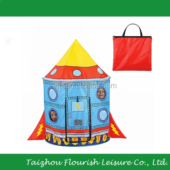 XinYou Hot Selling Kids Toys Roket Play Tent